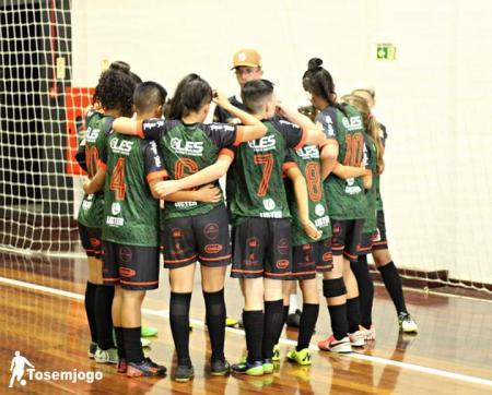 Poder Legislativo ajuda na captação de recursos de time de Futsal Feminino - Leoas - ARF LEOAS