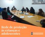 Rede de Proteção às Crianças e adolescentes